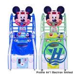Het Ontspruiten van de Arcade van het basketbal de Machine van het Spel voor Speler 2 (zj-BG05)