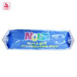 weg von der Förderung gedruckte flexible wasserundurchlässige Baby-Großverkauf-Tuch-Windel