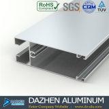 알루미늄 필리핀 Windows 문 단면도에 의하여 주문을 받아서 만들어지는 크기 색깔