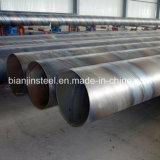 Acero de carbón para los tubos de Constrution SSAW