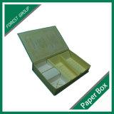 Impreso colorido del té del papel de embalaje al por mayor de la caja