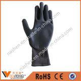 Nylon Coated перчатки нитрила работы