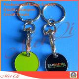 Prezzo di fabbrica Keychain su ordinazione con il marchio dell'azienda per la promozione