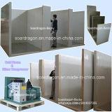 Prefab комната холодильных установок холодильника с панелями PU высокого качества