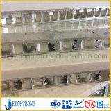 панель сота мрамора цвета белизны 25mm для строительного материала
