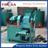 Superiore dalla pressa di stampaggio del rullo della mattonella di potere del carbone di legna della Cina