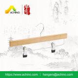 Bamboo вешалка юбки с зажимом (BPH202)