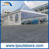 tenda libera di lusso esterna del Pagoda della tenda foranea del tetto di 10X10m per la cerimonia nuziale