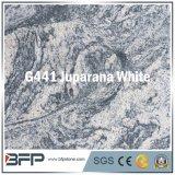 De opgepoetste Witte/Zwarte/Gele/Grijze Tegels van het Mozaïek van de Steen van het Graniet voor Vloer/Bevloering/Muur/Badkamers/Keuken