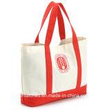 도매 가장 새로운 최신 Tote Cotton Canvas 판매 숙녀 끈달린 가방