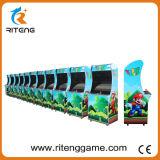 Het muntstuk stelde Binnen Super Mario Arcade Game Machine in werking