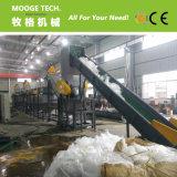 Sacos tecidos polypropylene do padrão de ISO do CE que recicl a máquina