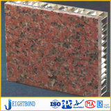 Künstliches Steinaluminiumbienenwabe-Panel für Baumaterialien