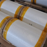 Milky белым прокатанная PE упаковывая пленка крена