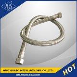 Boyau ondulé en métal flexible d'acier inoxydable