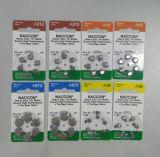 Hörgerät-Batterie der Zink-Luft-Batterie-1.4V A675/A10/A13/A675