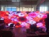 Hoher Baugruppen-Bildschirm-Bildschirmanzeige-Fabrik-Innenpreis der Helligkeits-P7.62 farbenreicher LED