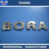 A VW de prata profissional Bora do luxo Badges emblemas da letra do carro