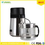 máquina dental pura elétrica portátil da água destilada do destilador da água 4L