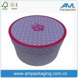 新しいボックスデザイン包装の管円形の花ボックス卸売を包むAM