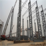 Здания стальной структуры высокого подъема Prefab тяжелые с славным качеством