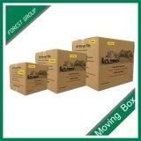 강한 물결 모양 포장 상자