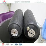 Pneumatischer Rohr-Stopper mit Überbrückung für geschlossene Luft-Prüfung
