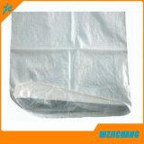 OPPによって薄板にされるPPによって編まれる袋の米50kg