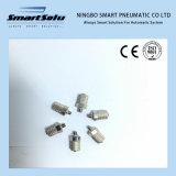Le SMC tapent à M-3au-4 l'air pneumatique connecteur convenable de picot de boyau d'amorçage de m3 pour type connecteur de tube de 4mm le mini