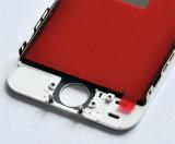 pantalla táctil de la visualización de 20PCS LCD con el digitizador original del conjunto del bastidor ningún pixel muerto para el iPhone 5s (XSLI-009)
