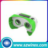 Glaces faites sur commande du carton V2 3D Vr de Google d'impression de logo du modèle le plus neuf