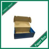 Fábrica de empaquetado caliente del rectángulo de papel de China de la venta