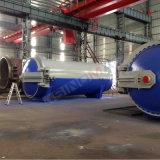 vulcanizador de goma aprobado de 2500X6000m m ASME con el vapor indirecto Heaeting