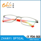 Spätester Entwurfs-Betatitanbrille (9316)