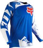 Motocross Jersey di stampa di sublimazione dell'OEM