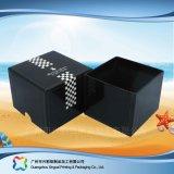 Contenitore impaccante di carta di cartone di lusso per il regalo/i monili/estetica (XC-3-008)