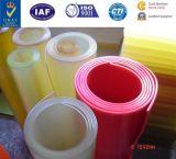 Циновка листа PU Китая Pepson оптовая резиновый