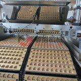 Línea de depósito del caramelo duro de la marca de fábrica de Takno