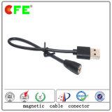 Conetor cobrando do cabo magnético da C.C. 1pin