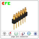 conector de Pin por resorte de Pogo de la precisión 5pin