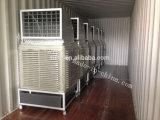 Refroidisseur d'air évaporatif de peigne de miel de l'eau portative du constructeur 18000m3/H de la Chine
