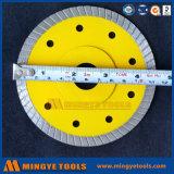 """Diameter van Verzachte het Blad van de Zaag van de Brug van het Graniet van de Knalpot van 350mm (14 """")"""