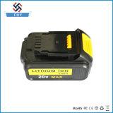 Batería de repuesto de la herramienta eléctrica 20V 3000mAh Li-ion para Dewalt