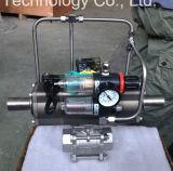 Fabricante e fornecedor da válvula de esfera do cilindro de três seções