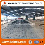 中国からプラントトンネルキルンを作る粘土の煉瓦