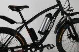Exercice de montagne vélo électrique de 26 pouces gros/grosse plage Ebike de pneu