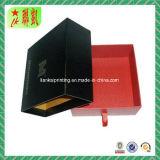 Rectángulo de lujo del cajón del papel al por mayor de la cartulina para el regalo