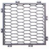 Pannello reticolare di alluminio per decorativo esterno