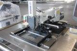 Colchón automática zigzag Máquina de coser etiqueta