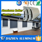 Customized Rolling Shutter Haut-parleur Mute Aluminium Aluminium Profil